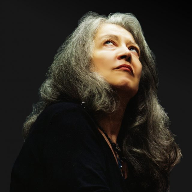 New Date: Martha Argerich & Friends