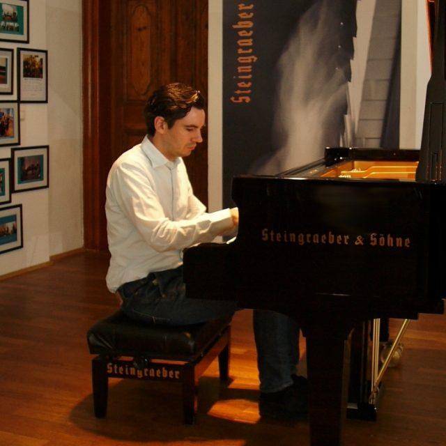 Martin Stadtfeld Pianist