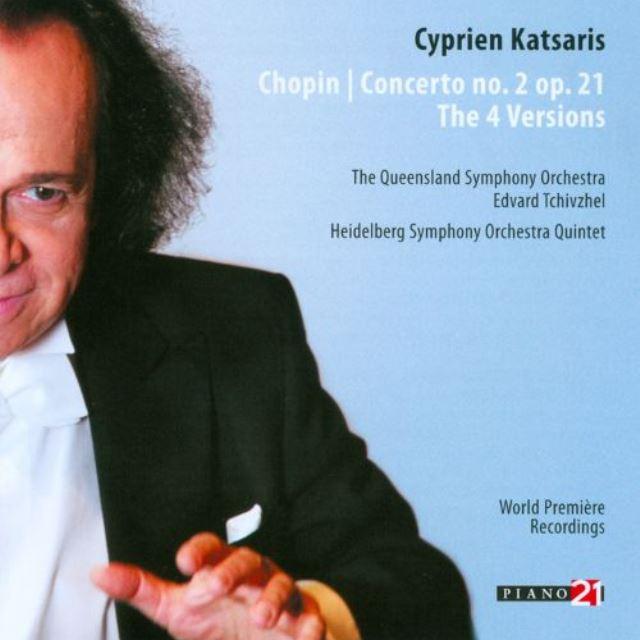 Katsaris Chopin 4 versions