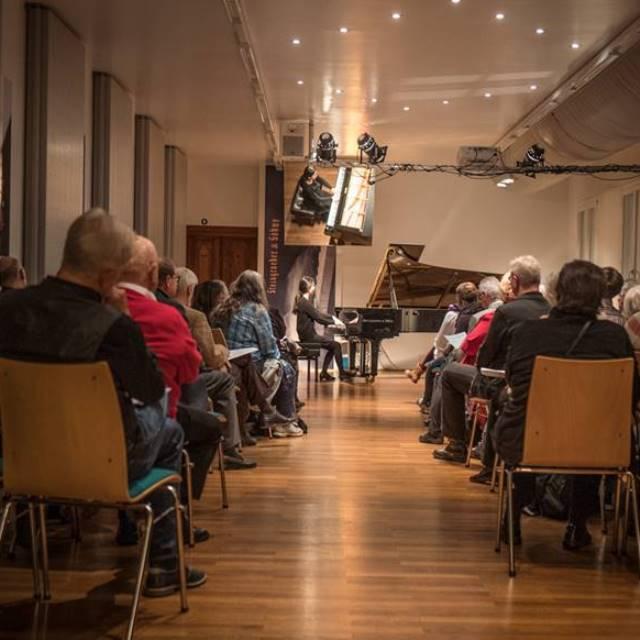 Kammermusiksaal Steingraeber Haus Junge Meisterpianisten
