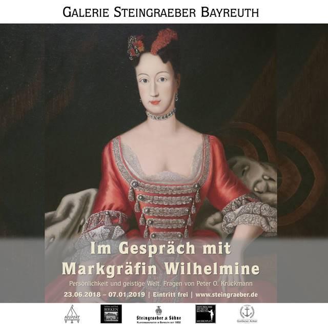 Markgraefin Wilhelmine Ausstellung Bayreuth
