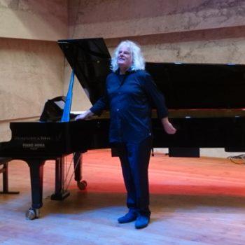 Bräutigam Ronald Blaibach Steingraeber piano