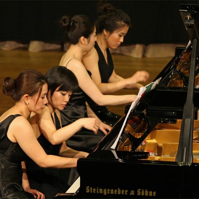 Wird verschoben - Junge Meisterpianisten der Musikhochschule Würzburg