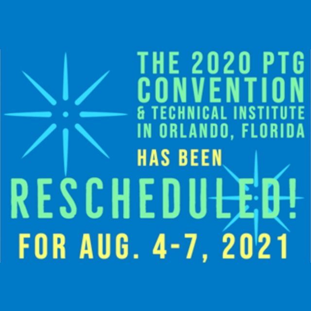 PTG Convention & Technical Institute 2021