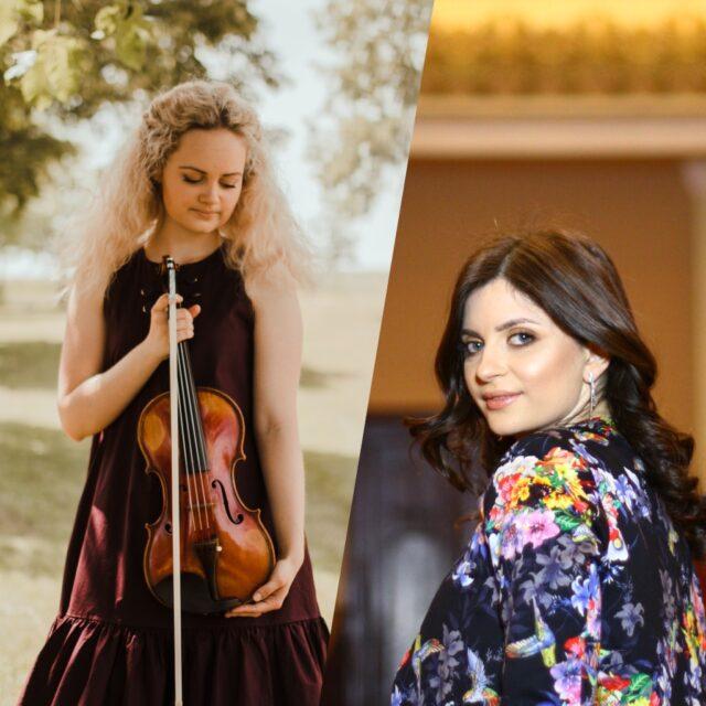 """Träumereien"" - Alexandra Zaitseva (Violine), Edita Hakobyan (Klavier)"