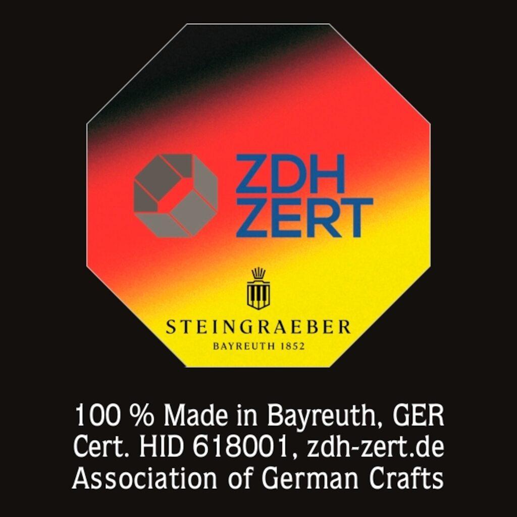 ZDH-ZERT Steingraeber