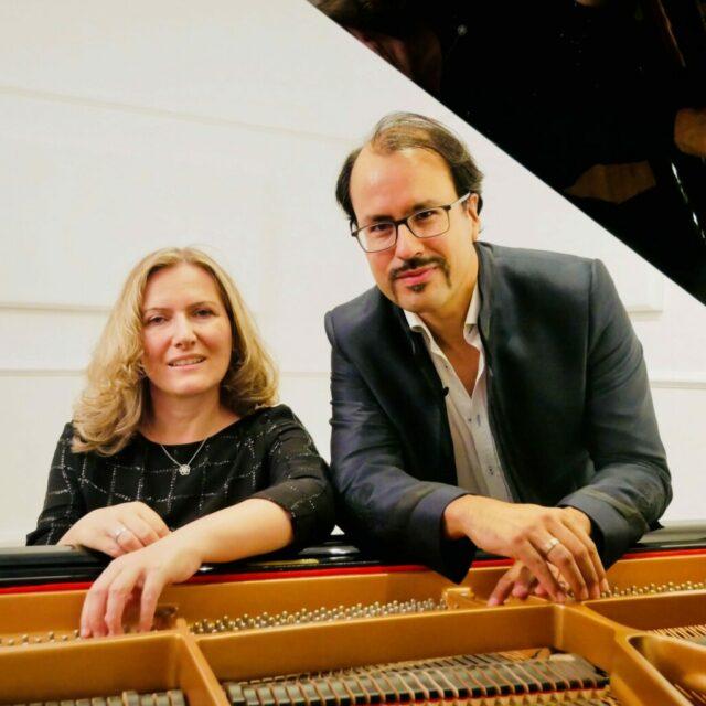 Marie-Luise und Victor Alcántara - Lieder ohne Worte - Pianistische Klangpoesie in Klassik und Jazz