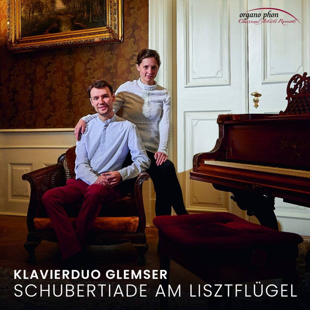 Glemser Duo CD Schubertiade
