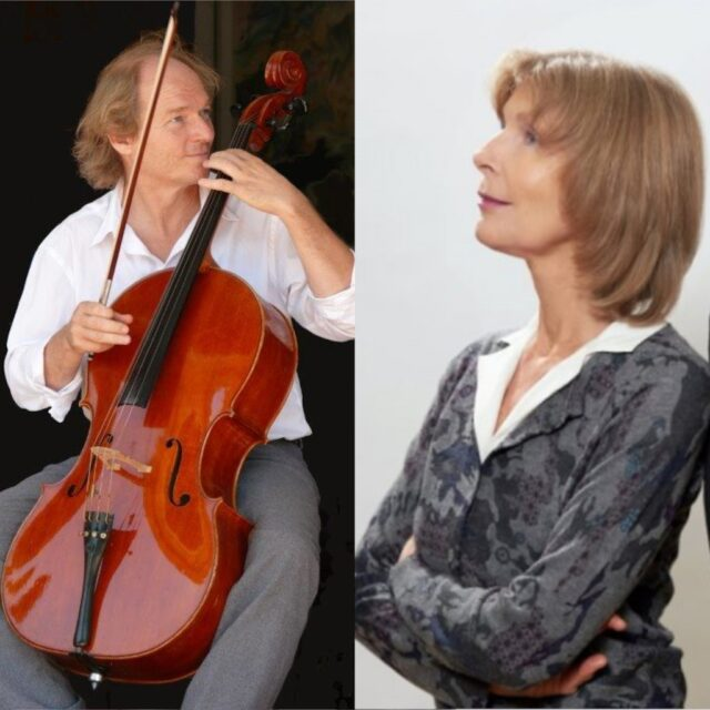 Piano and Cello - Eva-Maria May and Klaus Kämper