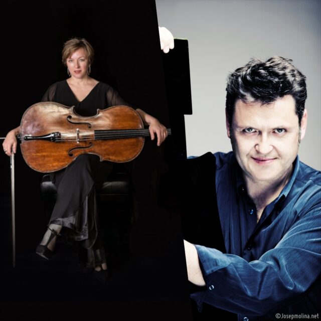 Joanna Sachryn and Paul Rivinius - Duo Cello and Piano