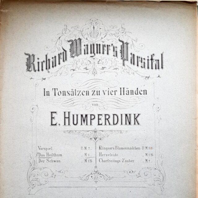 """""""Ein Wagnerabend zu vier Händen im Hause Humperdinck"""" - Sofi Simeonidis und Rainer Maria Klaas"""
