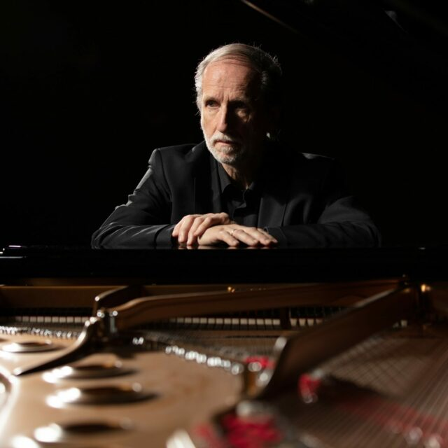 Stummfilm und live Klavier: Christoph Wünsch